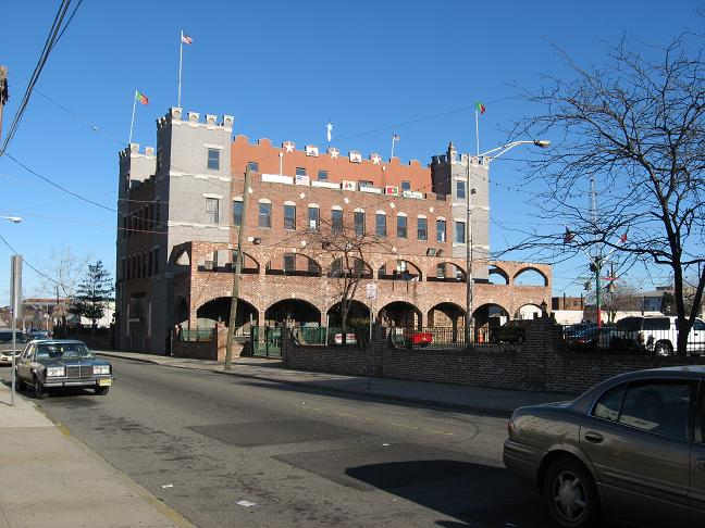 One Of The Most Unusual Buildings In Newark Is This Restaurant Castle
